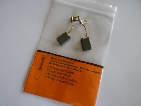 Kohlebürsten 6.3x12.5x18 mm für Bosch GBH7/45,GBH8/65DCE,UBH10/50