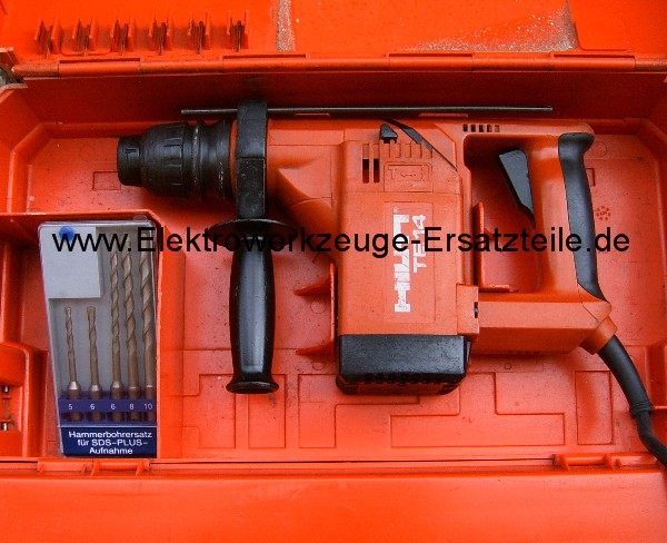 TE 10 TM 8 Kohlebürsten Kohlestifte Motorkohlen für Hilti Bohrhammer TE 5