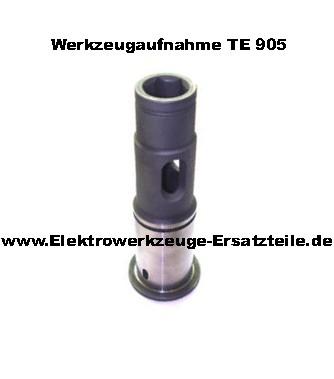 Hilti TE 905 Werkzeugaufnahme