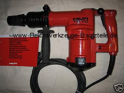 Hilti TE 72 TE 54 TE 55 Reparatur nur 199 Euro im Februar Angebot